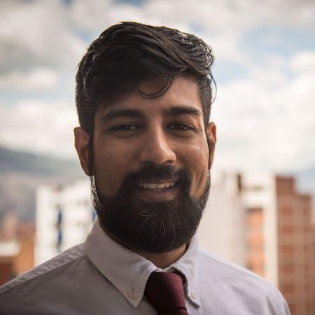 Sanjay Gunatillaka Headshot