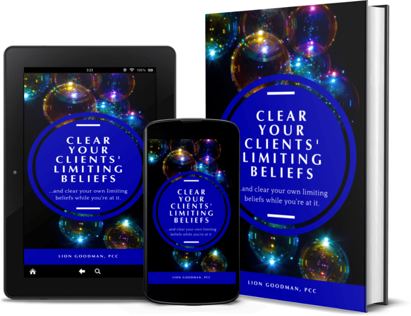 Clear Your Clients' Limiting Beliefs ebook cover